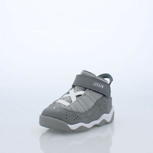 34ce64f672b17b Air Jordan 6 Rings BT   323420 014 Cool Grey Toddler SZ 4 - 10