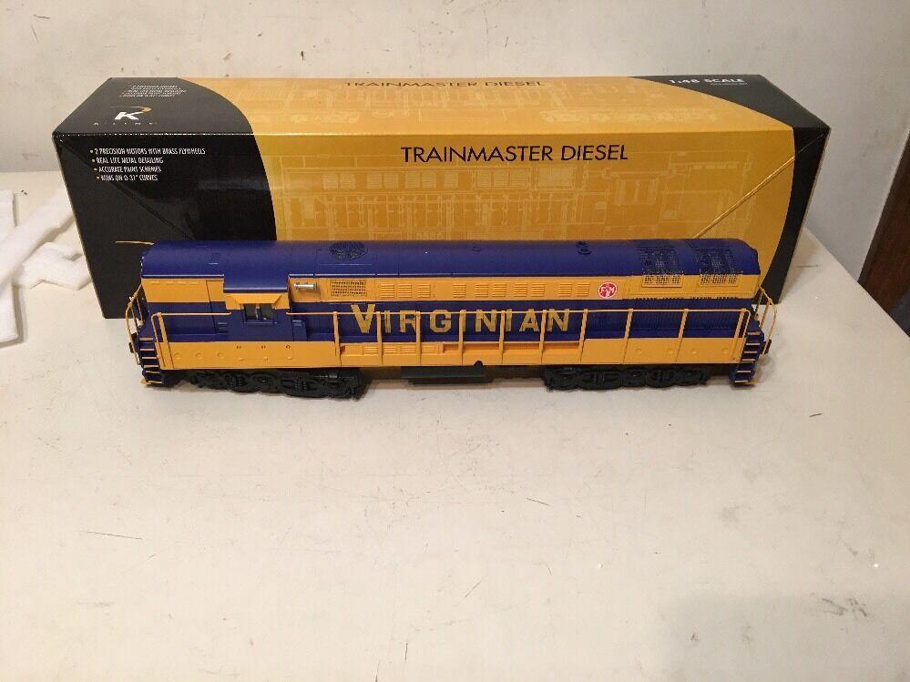 K-line Trainmaster Diesel Virginian  52 K2499 - 0052HS