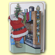 """""""Pictoria Press"""" Christmas Greeting Card - STOCKING FILLERS - #PIC-X-408"""