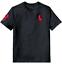 Polo-Ralph-Lauren-Enfants-Garcons-Filles-a-encolure-ras-du-cou-manches-courtes-T-Shirt-top-2-To miniature 12