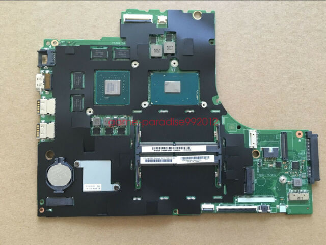 For Lenovo IdeaPad 700-15ISK Laptop motherboard DDR4 With i7-6700HQ 2.6Ghz CPU