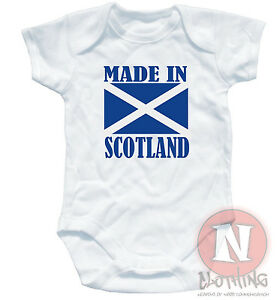 Naughtees Clothing Babygrow I/'m Gloucester Supporter Daddy White Cotton Babysuit