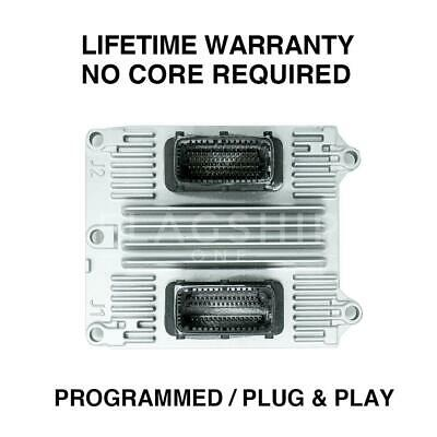 Engine Computer Programmed Plug/&Play 2002 Saturn L-Series 2.2L PCM ECM ECU