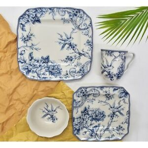 222-Fifth-Adelaide-Blue-16-piece-Dinnerware-Set-Service-For-4