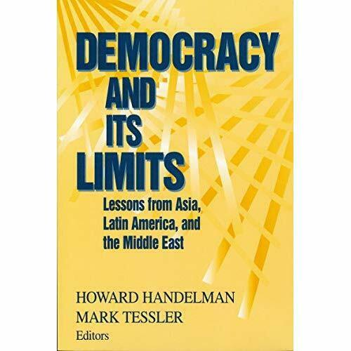 Democracy and Its Limits (Helen Kellogg Institute for I - Paperback NEW Howard H