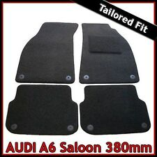 Audi A6 Saloon 380mm Tailored Carpet Car Mats (2004 2005 2006 2007 2008 2009...)
