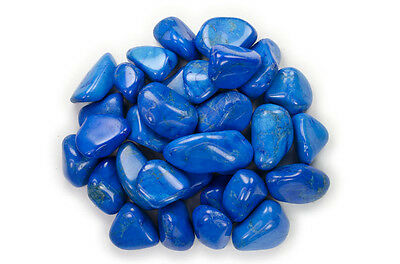 "Reiki Crystal Healing Wicca /""AA/"" Grade 2 lbs Wholesale Tumbled Blue Quartz"