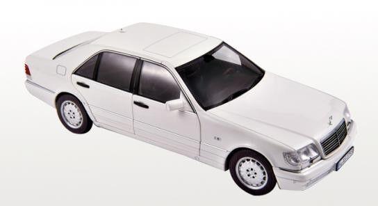 encuentra tu favorito aquí Norev Mercedes Benz S600 (W140) blancoo 1 18  casi casi casi Sold Out     último     costo real