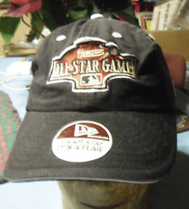 sale retailer 6e5e5 4a8b5 Details about 2004 HOUSTON ASTROS ALL STAR GAME Black base ball cap by  NEWERA