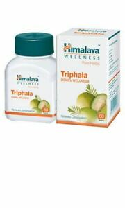 Himalaya-Wellness-Triphala-60-Tablets-Pack-Free-Shipping-From-India-X-5-WA361