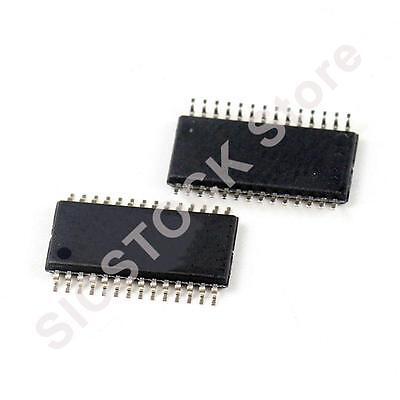 1PCS ICS9DB433AGLF IC CLK FANOUT//BUFF ZD 28TSSOP 9DB433 ICS9DB433