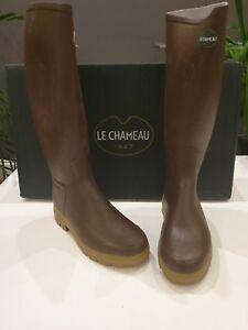 Détails sur Le Chameau ST HUBERT en cuir doublé Handmade Pointure 50 14 Vente de Liquidation. afficher le titre d'origine