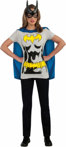 RU880476XL Morris Costumes Adult Women/'s Superheroes /& Villains Batman Shirt XL