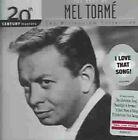 20th Century Masters Millennium Collection Mel Torme Audio CD