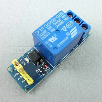 1 Kanal 5V Relay Relais Module Modul Kupplung für Arduino PIC AVR DSP ARM MSP430