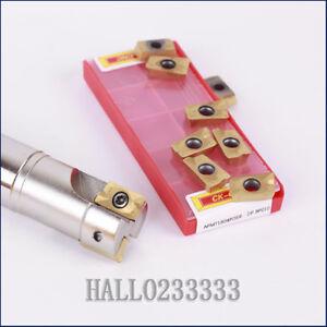 BAP 400R-C24-25-200-2T Indexable milling cutter CNC APMT1604PDER-DP BP010 CNC