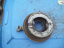 1997 YAMAHA TIMBERWOLF 250 4WD REAR BRAKE DRUM BACKING PLATE