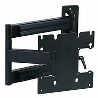 Full Motion Corner Wall Mount For (22 24 26 28 30 32 37 40)inch Led Lcd 4k Hd Tv