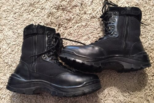Tactical Size Thinsulate Tru Boots 7 By Nylon Side Leather Spec 5 Zipper dqAnwAxzr