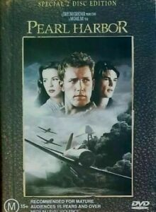 Peal-Harbor-2-Disc-Special-Edition-New-Old-Aus-Stock-NEW-DVD-Rare-OOP