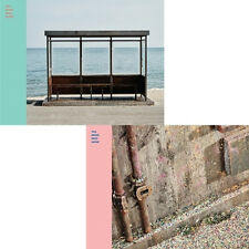BTS [YOU NEVER WALK ALONE] Album CD+POSTER+Photobook+Card+Stand Photo+Gift Card
