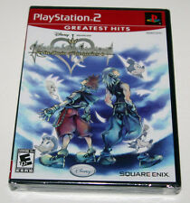 Kingdom Hearts RE: Chain of Memories - Playstation 2 PS2 - NEW & SEALED