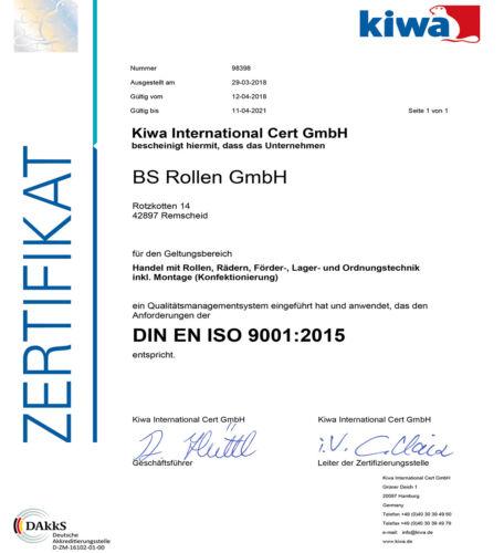 Möbelrollen Tischrollen Lenkrollen 32 x Ø 50mm Polyamid Schwarz ISO-9001 Germany