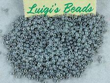 11/0 Round TOHO Japanese Glass Seed Beads #150-Ceylon Smoke 15 grams