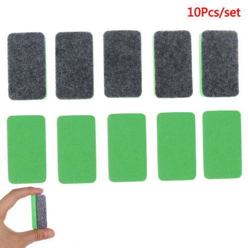 10x Mini Whiteboard Dry Eraser Erase Pen Board Kid Marker School Office HomePTH