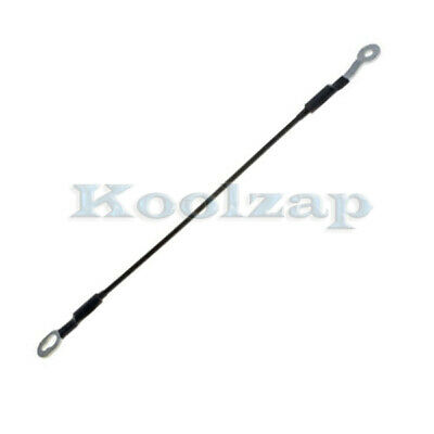 Right ZM 2pcs Tailgate Support Cables for 1996-2005 Chevy Blazer 1994-2004 Chevy S10 GMC Sonoma Left