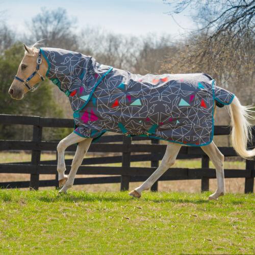 Horseware Amigo Pony Plus Lite 0g-Origami-Rain Cover
