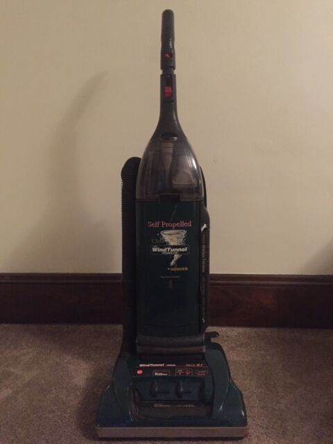 Hoover WindTunnel Self Propelled Upright Vacuum Cleaner U6425-900