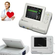 Hot Fetal Monitor Prenatal Heart Fhr Toco Fetal Movement Ultrasoundprinterfda