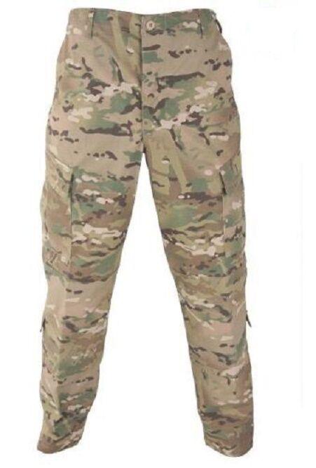 US Army OCP ACU NyCo Military Hose Multicam Tarnhose Hose Hose 3XLarge Regular