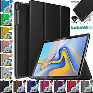 SMART-STAND-MAGNETICO-Pelle-Custodia-Cover-per-Samsung-Galaxy-Tab-A-10-5-034-T590-T595