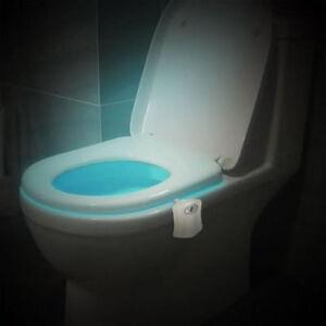 Color Lamp Bowl Automatic Motion Human Toilet Bathroom Seats Led Light Sensor 8 LqMGpVUSz