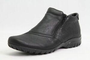 Rieker Stiefel schwarz Tex Warmfutter komfort Damen Schuhweite K