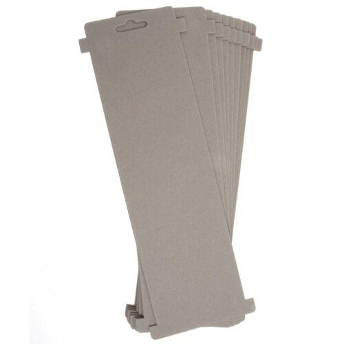 MBH01 Los titulares de perno de tela Mini-por paquete de 20