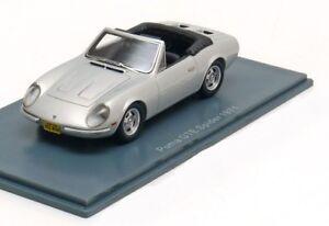 VW-VOLKSWAGEN-DO-BRASIL-PUMA-GTE-SPIDER-1971-SILVER-NEO-46150-1-43-SILBER-RESINE