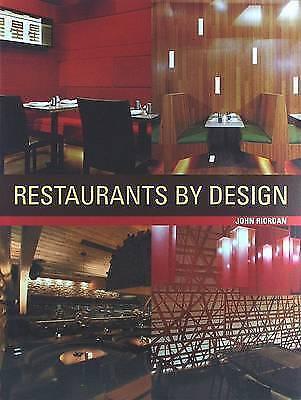 (Good)-Restaurants By Design (Hardcover)-Trulove, James Grayson-006089346X