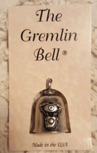 Grenade Motorcycle Guardian Angel Harley Good Luck Gremlin Bell Made in the USA