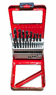 AIRCRAFT / AVIATION TOOL NEW CRAFTSMAN 21 PC IMPERIAL DRILL SET