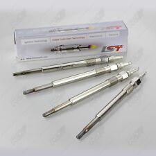 4x Glühkerzen Stabglühkerzen für SEAT ALTEA 5P LEON 1P TOLEDO 3 III 2.0TDI 125KW