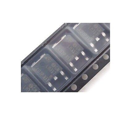 50 pcs LM317 LM317M TO252 Adjustable Voltage Regulator NEW