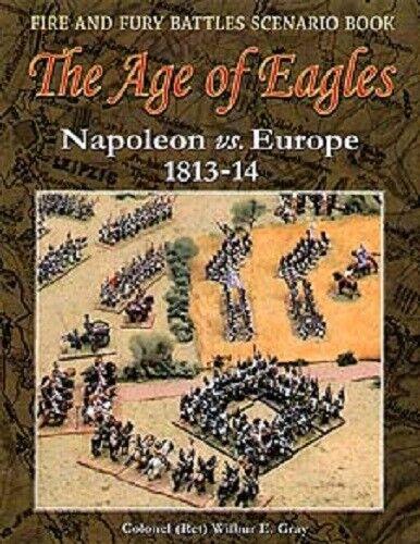 THE AGE OF EAGLES - NAPOLEON vs EUROPE 1813-14  - WARGAMES SCENARIOS -