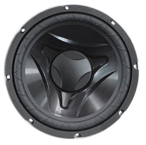 """25cm 10/"""" Auto Bass Lautsprecher 250mm Subwoofer 250W SoundLab L042D"""