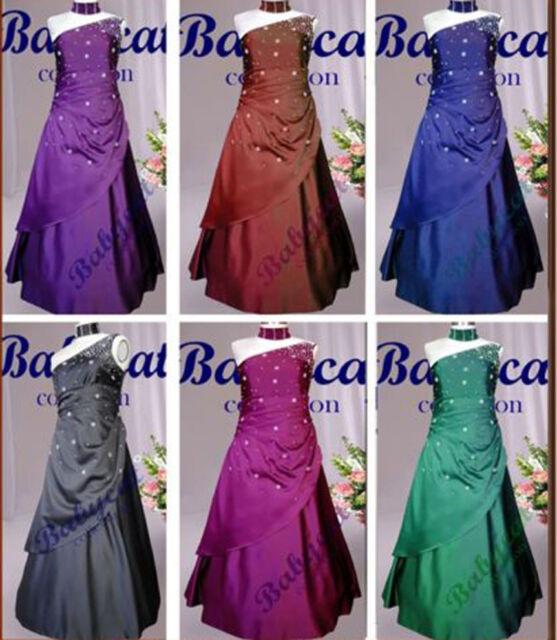 Abendkleid Mode für Mollige Ballkleid Party Kleid Babycat collection Schwarz 58