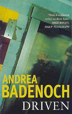 1 of 1 - DRIVEN by Andrea Badenoch : WH2-D : PBS268 : NEW BOOK