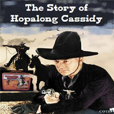 * HOPALONG CASSIDY (OTR) OLD TIME RADIO SHOWS * 104 EPISODES on MP3 DVD WESTERN