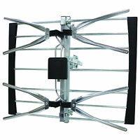 Tv Antenna Kit 2 Way Premium Pack (3) Uhf Digital Pre Built Please Read